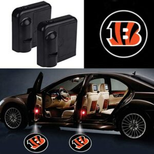 Cincinnati Bengals Car Door Projector Logo Lights