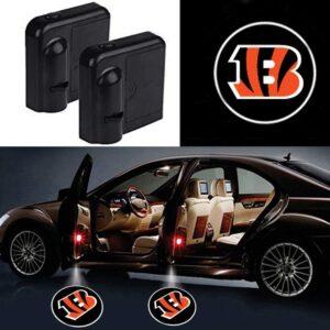 Cincinnati Bengals Car Door Lights