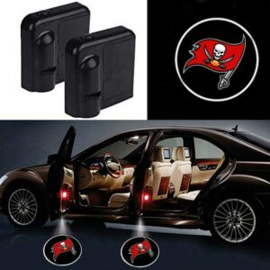 Tampa Bay Buccaneers Car Door Projector Lights