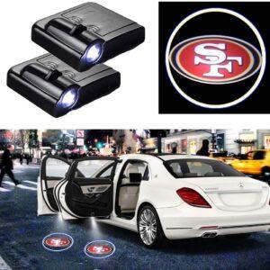 San Francisco 49ers Car Door Projector Lights