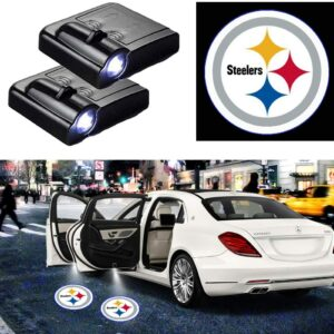 Pittsburgh Steelers Door Lights