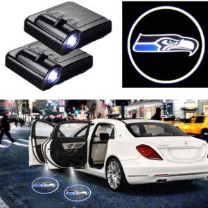 Seattle Seahawks Car Door Lights