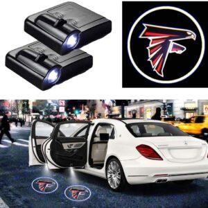 Atlanta Falcons Car Door Lights