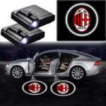 AC Milan Logo lights