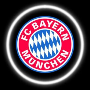 Bayern Munich Car Door Projector Light