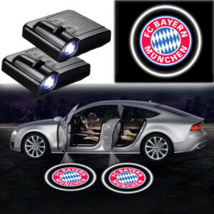 Bayern Munich Logo Lights