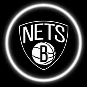 Brooklyn Nets Car Door Projector
