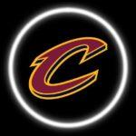 Cleveland Cavaliers Car Door Projector