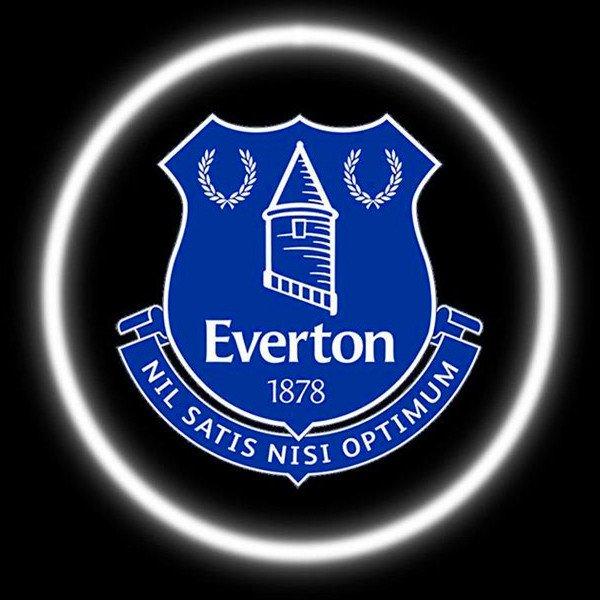 Everton Car Door Projector Light