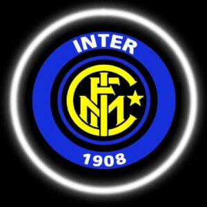 Inter Milan Car Door Projector Light
