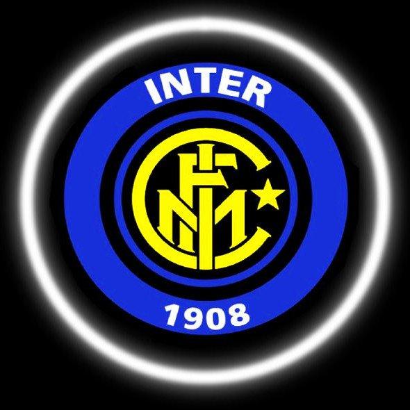 Inter Milan Car Door Projector Light