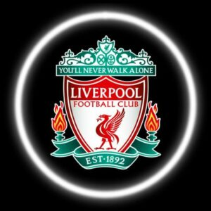 Liverpool Car Door Projector Light