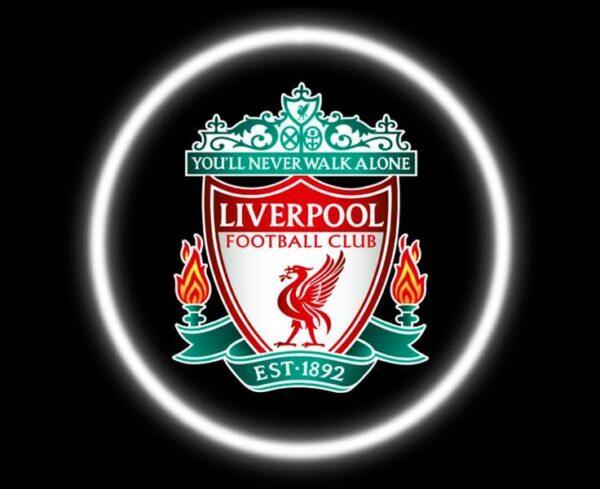 Liverpool Car Door Projector Light