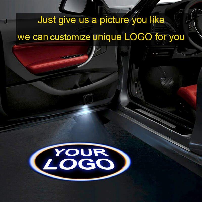 custom car door projector light