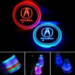 Acura LED Cup Holder Lights