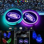 Range Rover LED Cup Holder Lights