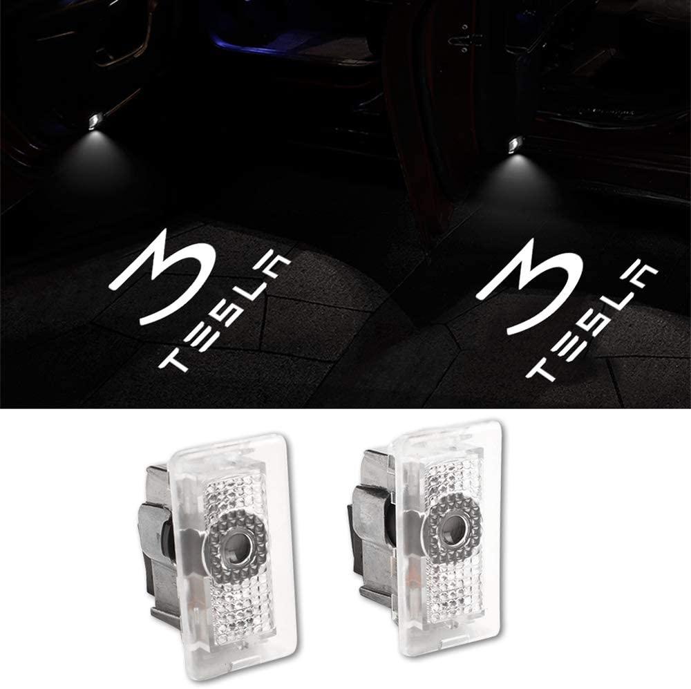 2X Tesla Model 3 Puddle Light Free Shipping