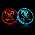 Oakland Raiders LED Cup Holders