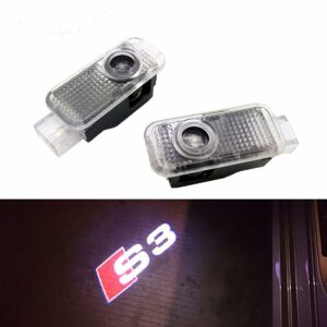 Audi Car Door Projector Lights