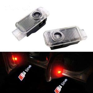 Audi Car Door Lights