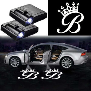 Crown Car Door Lights
