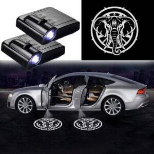 Elephant Car Door Lights
