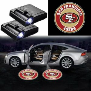 San Francisco 49ers Logo Lights