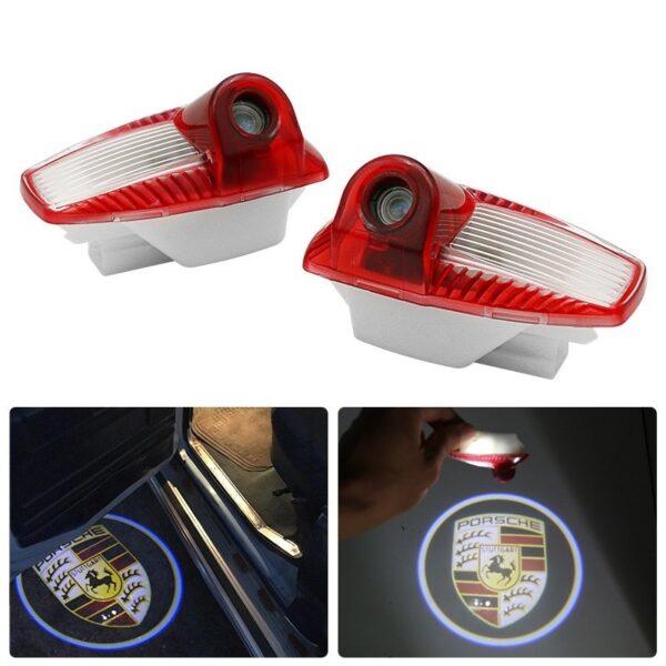 Porsche Door Lights