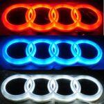 Audi Logo Badge Tail LED Light
