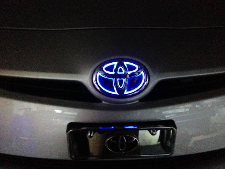 155858 LED Emblem 1