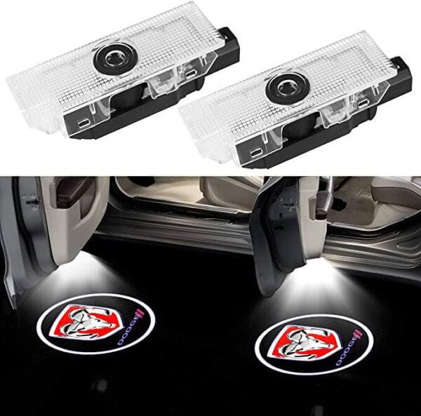 Dodge Charger Door Lights