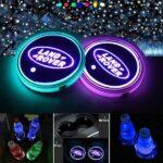 LandRover Cup Holder Lights