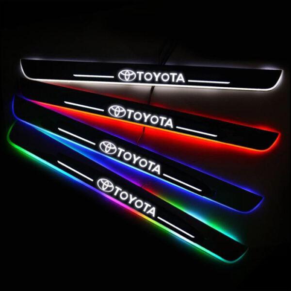 Toyota Door Sills