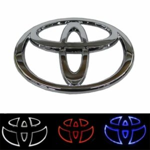 Toyota Logo Badge LED Light