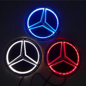 Mercedes Logo Badge