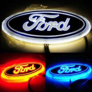 Ford Logo Badge Tail LED Light
