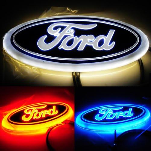 Ford Logo Badge Tail LED Light