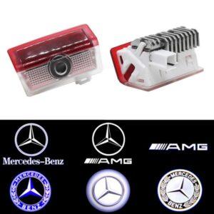 Mercedes Benz Door Lights
