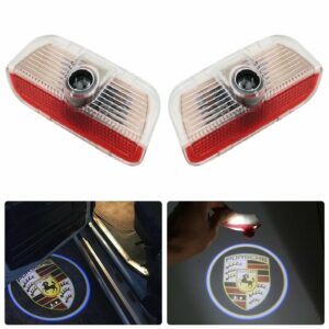 Porsche Courtesy Lights
