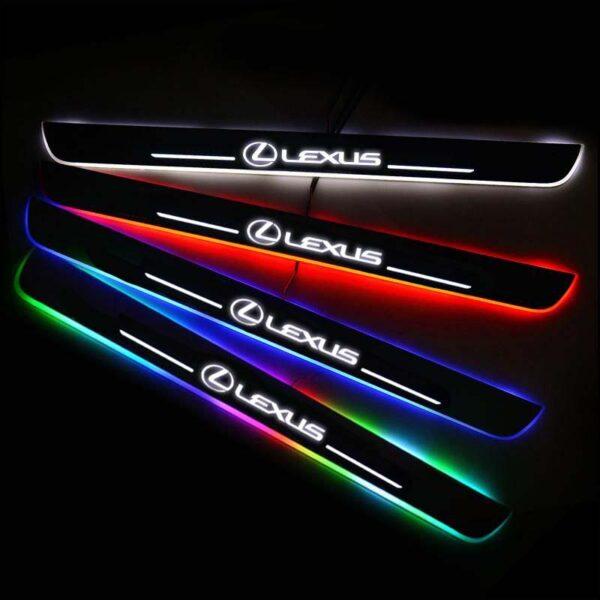 Lexus door sills