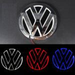 LED VW Emblem