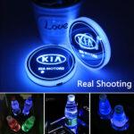 KIA Cup Holder Lights