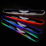 Aston Martin Door Sills