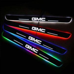 GMC door sills