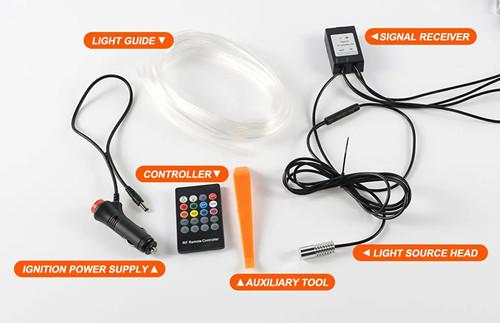 D Fiber light 5