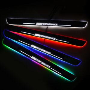 BMW Door Sills Lights