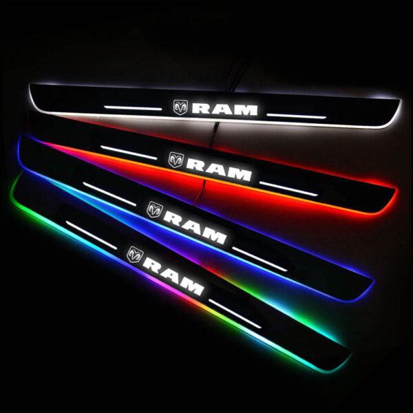 Dodge RAM Door Sills