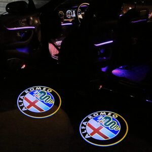 Alfa Romeo Logo Lights