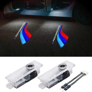 BMW Door Light Logo