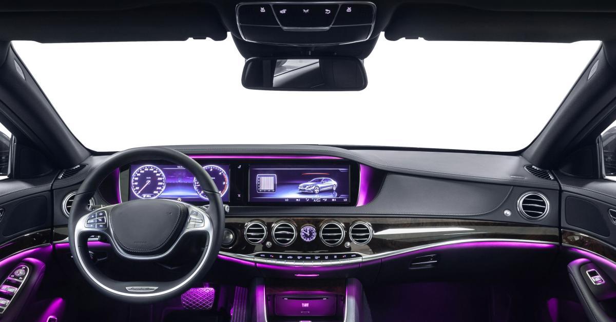 Car Ambient Lighting
